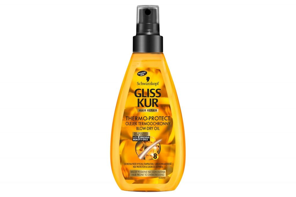 Schwarzkopf Gliss Kur Thermo-Protect Blow Dry Oil